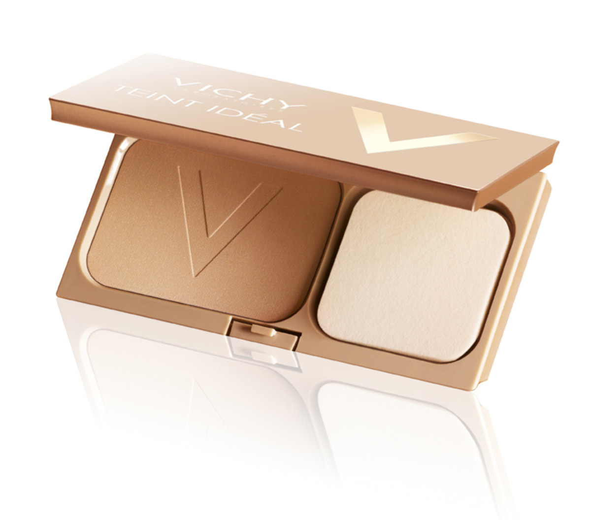 Vichy Teint Idéal Illuminating Powder Foundation