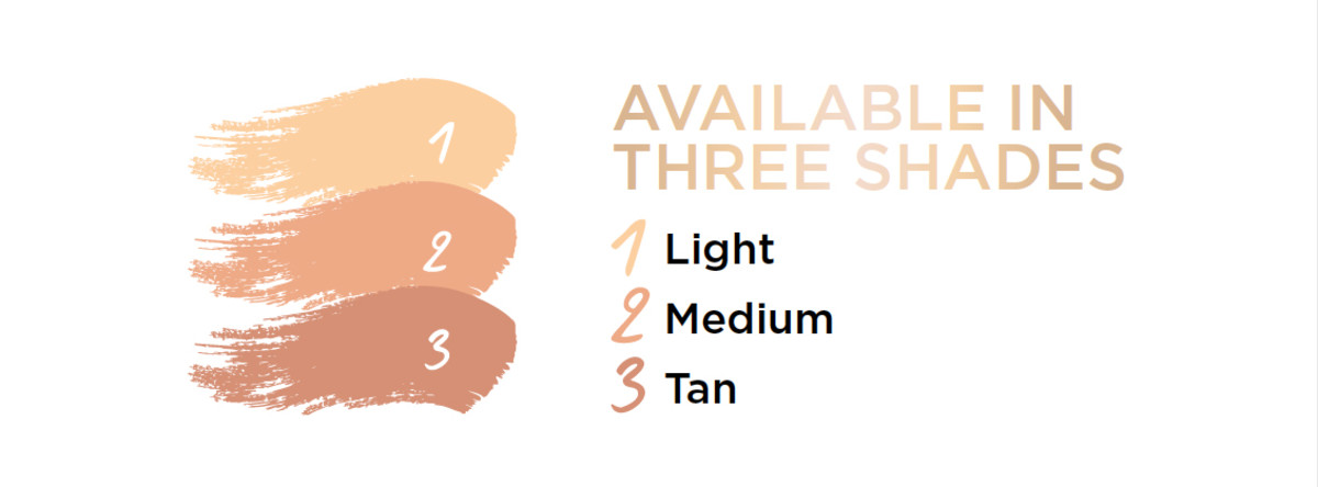 Vichy Teint Idéal powder foundation shade range