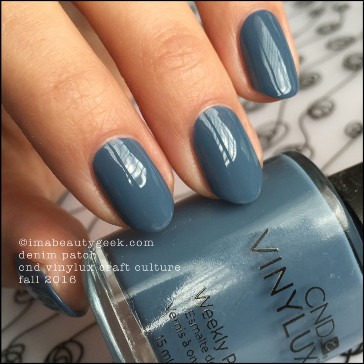 CND Vinylux Denim Patch_CND Craft Culture Collection 2016