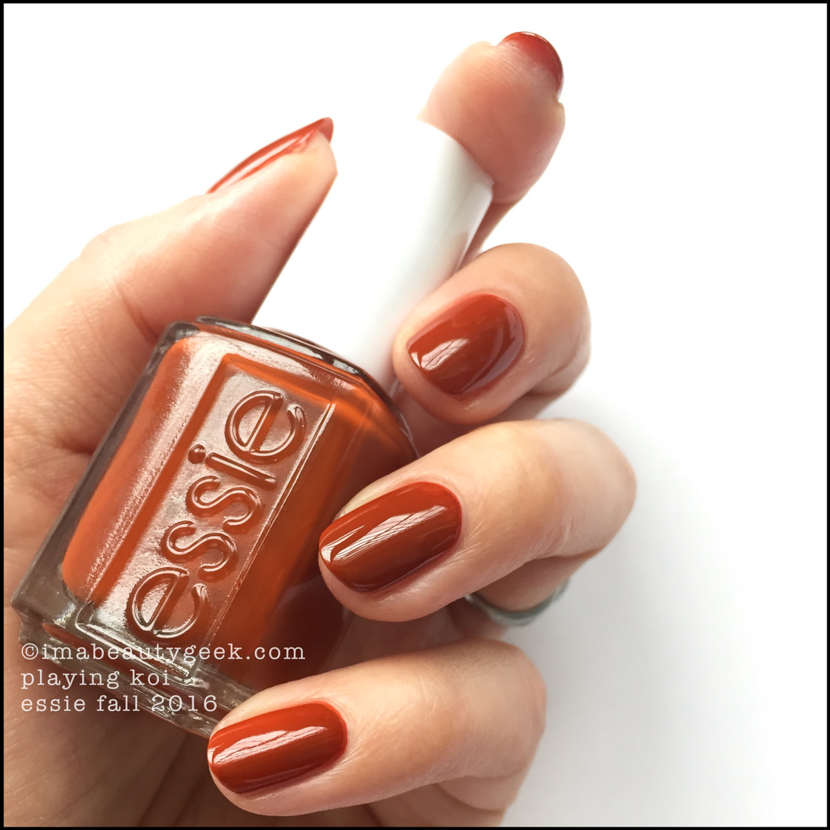 Essie Playing Koi_Essie Fall 2016 Swatches Review