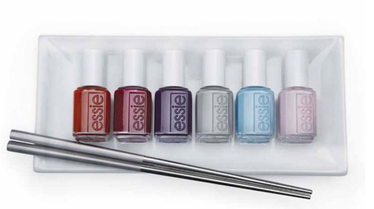 Essie Fall 2016 Swatches Review - Version 2