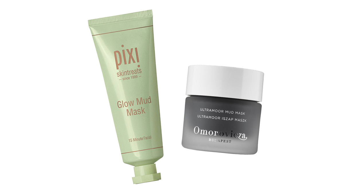 "mud masks that contain ""mud"""