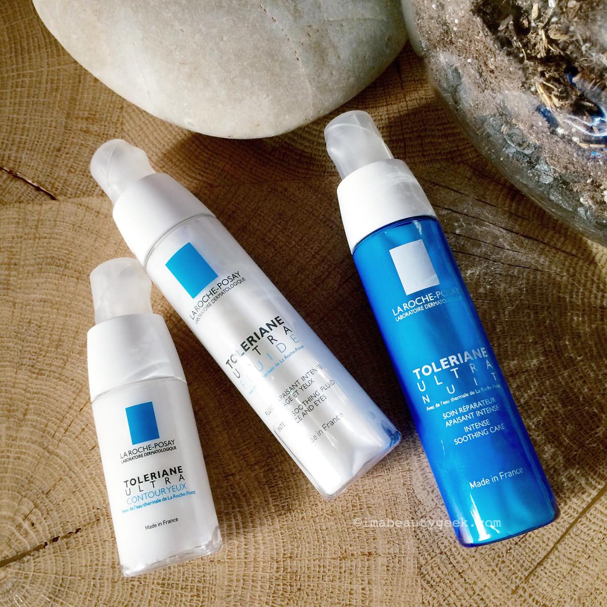 La Roche-Posay Toleriane Ultra skincare for sensitive skin