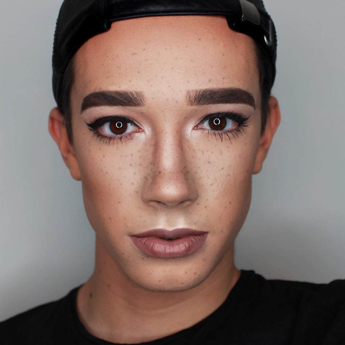 CoverGirl coverboy James Charles