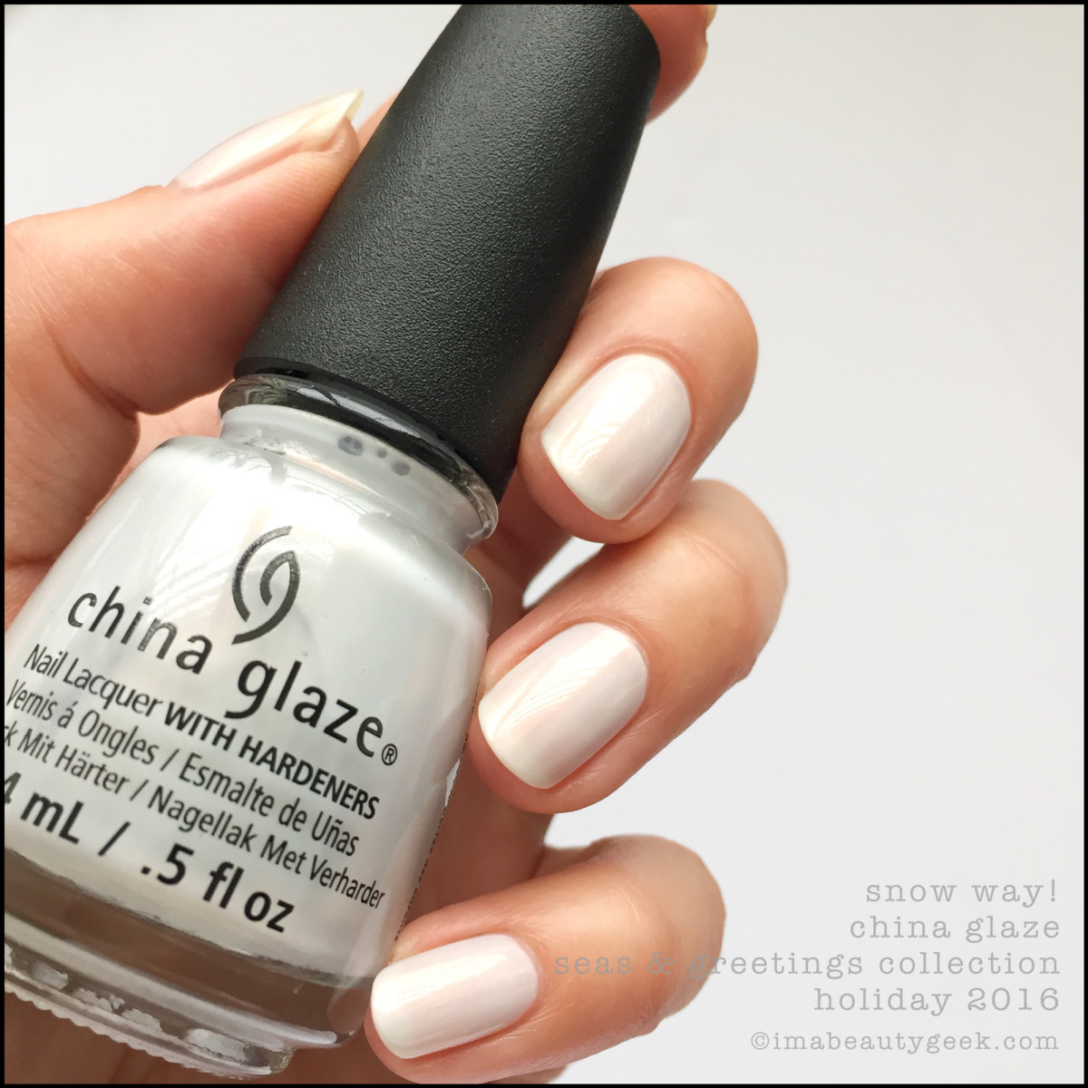 China Glaze Snow Way Holiday 2016_China Glaze Seas and Greetings Collection Swatches Review1