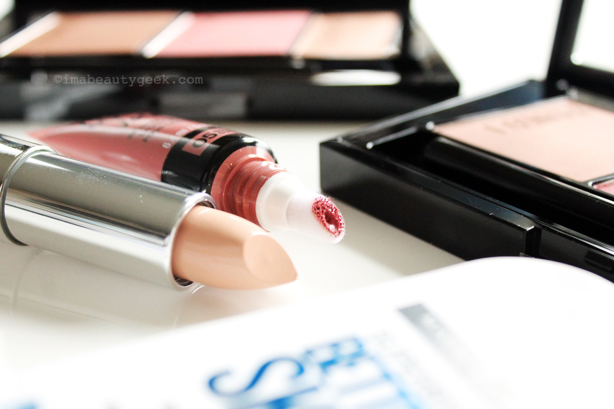 Maybelline No-Makeup Makeup lips