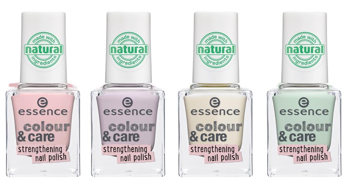 Essence Colour and Care Nail Polish