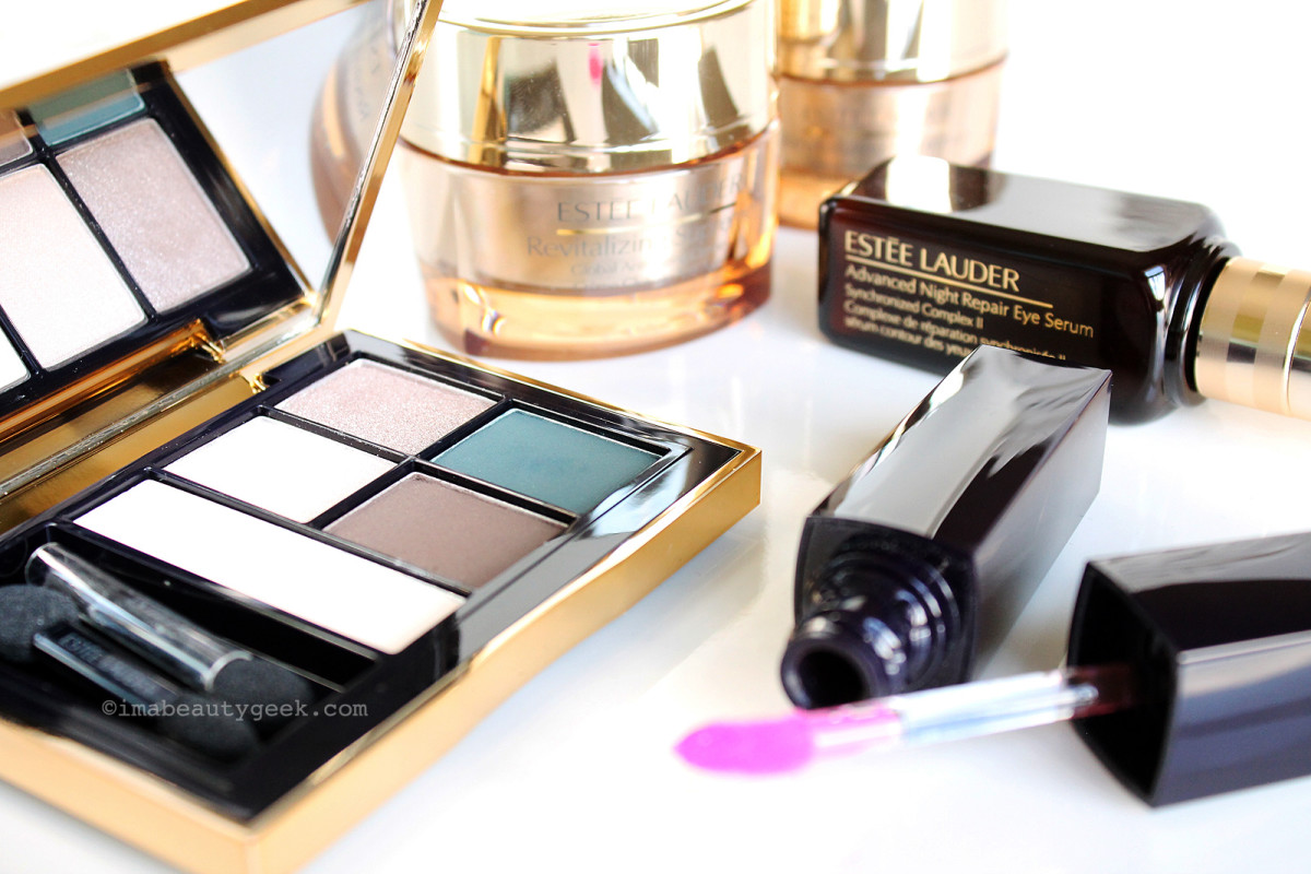 Enter our Beautygeeks Estée Lauder skincare + makeup giveaway!