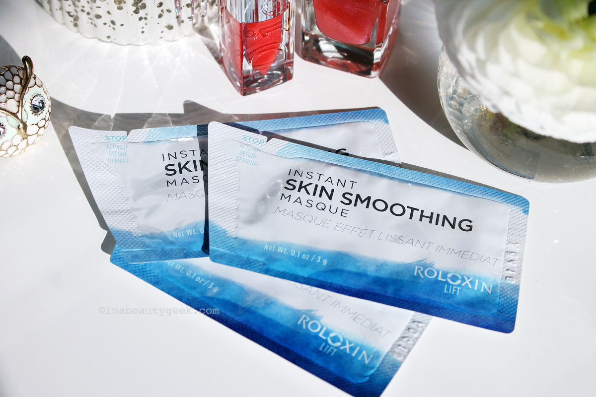 Dermarche Labs Roloxin Lift Instant Wrinkle Smoothing Masks