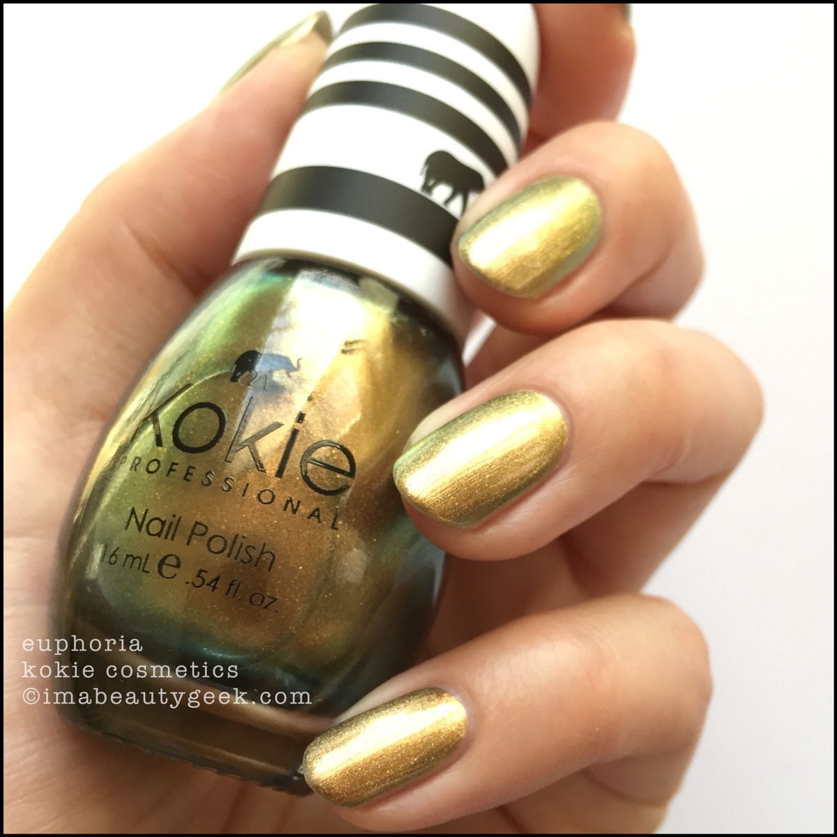 Kokie Euphoria Nail Polish_Kokie Cosmetics Nail Polish Swatches 2016