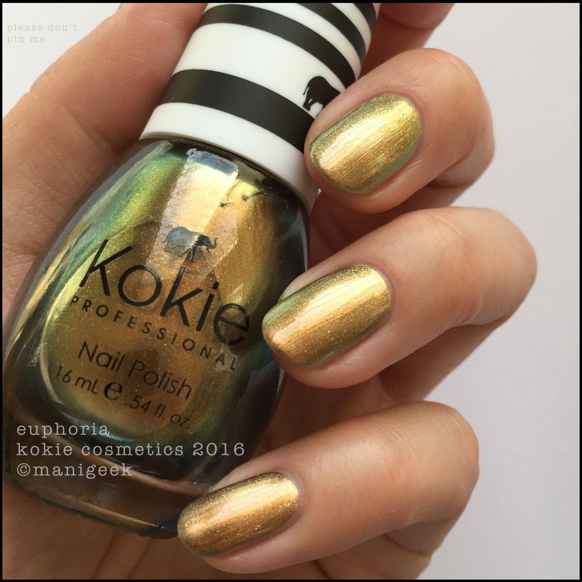Kokie Euporia Polish Shade_Kokie Cosmetics Nail Polish Swatches 2016