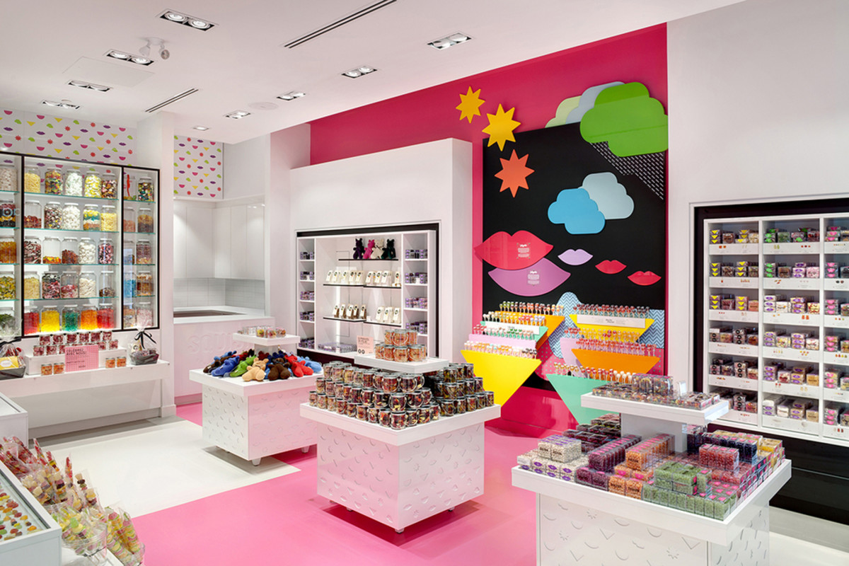 Squish Candy store interior