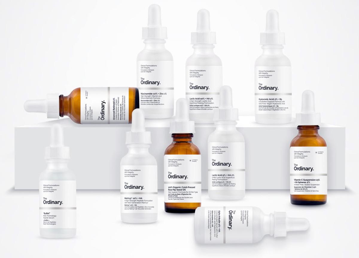 Deciem: The Ordinary skincare range