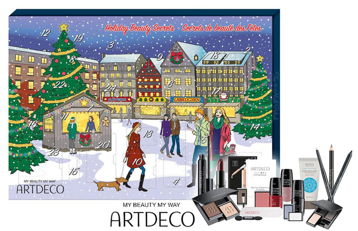 Art Deco Beauty Advent Calendar