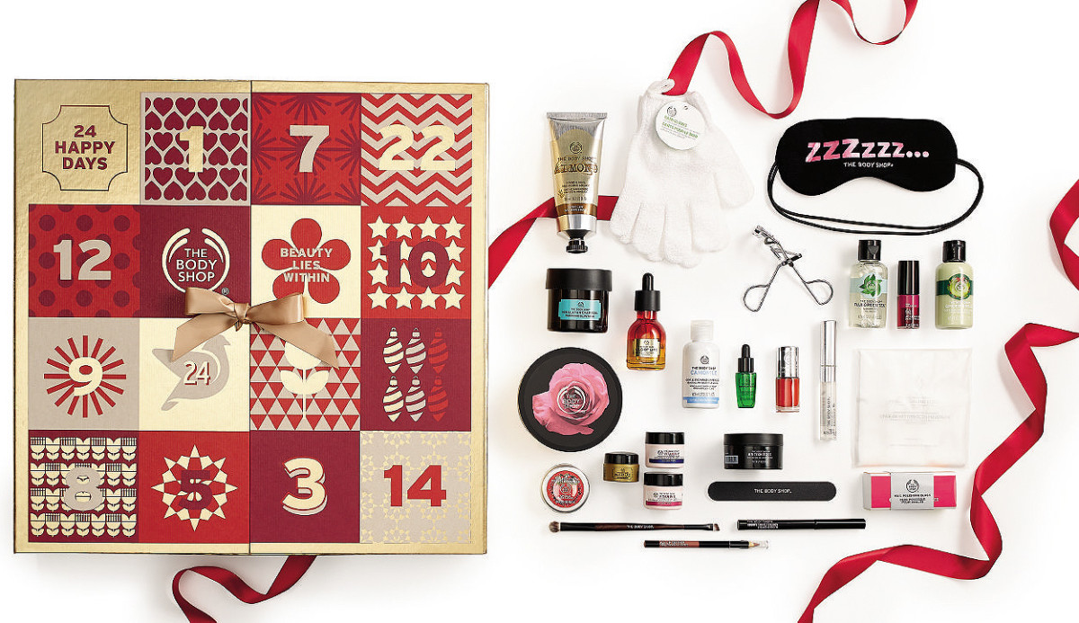 The Body Shop Ultimate Beauty Advent Calendar