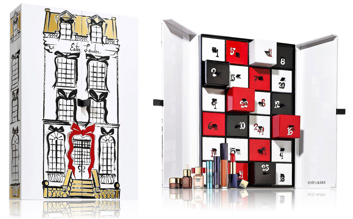 Estée Lauder Holiday Countdown 2016 Advent Calendar
