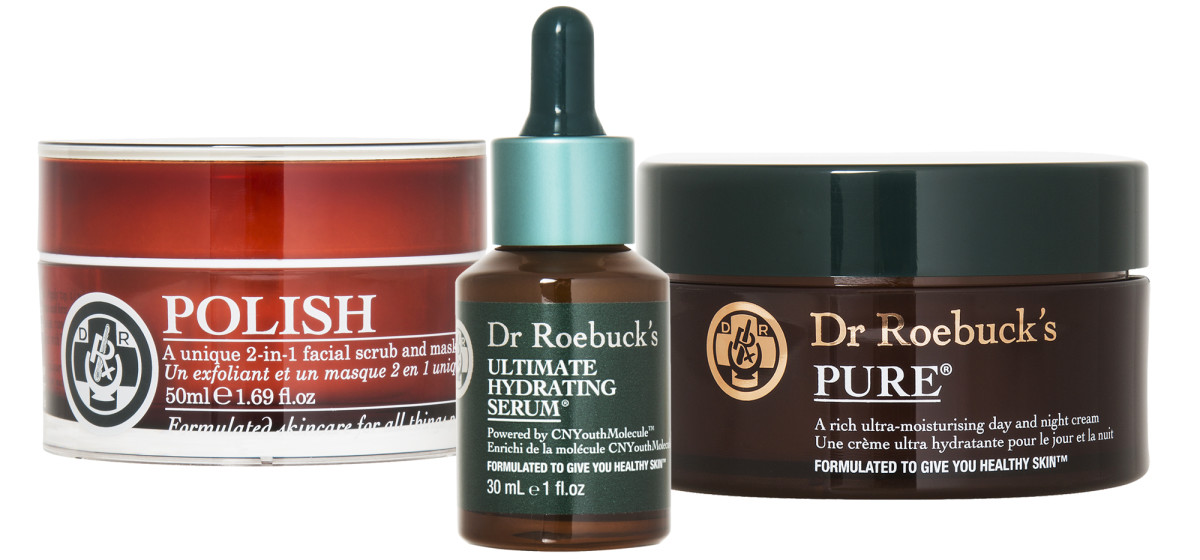 Dr. Roebuck's skincare giveaway
