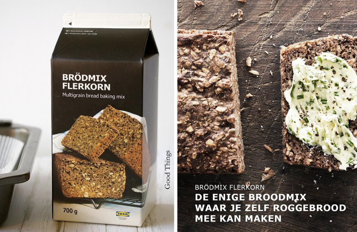Hygge it Out: Ikea Flerkorn bread mix