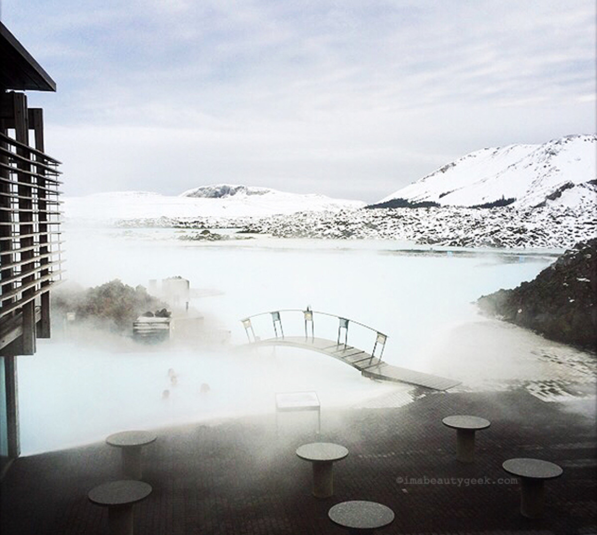 Iceland: Blue Lagoon, February 2015