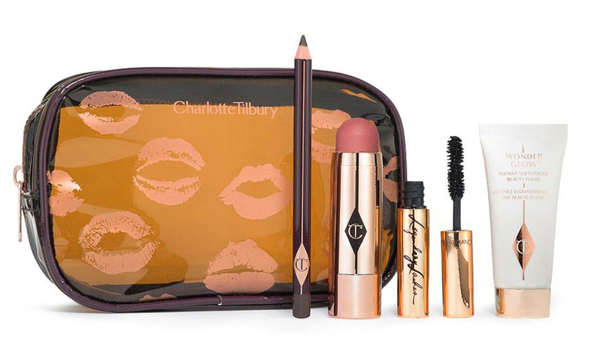 Charlotte Tilbury Quick n Easy 5-Minute Makeup kit in Daytime Chic