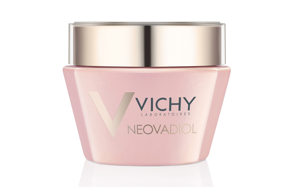 Vichy Neovadiol Rose Platinum Fortifying and Revitalizing Rosy Cream-BEAUTYGEEKS