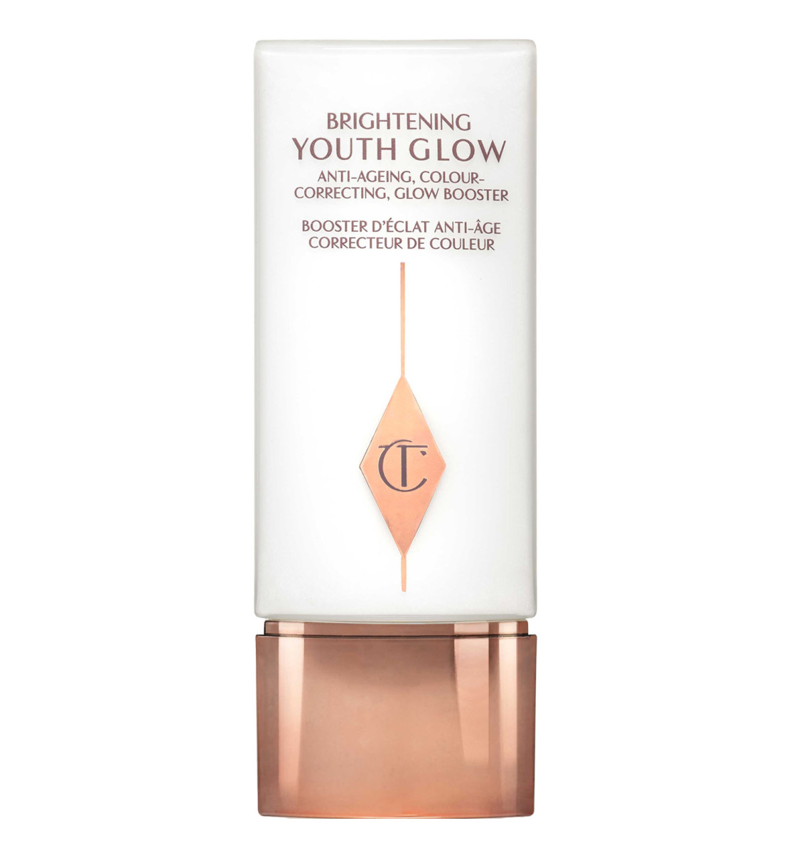 Charlotte Tilbury Brightening Youth Glow Primer-BEAUTYGEEKS