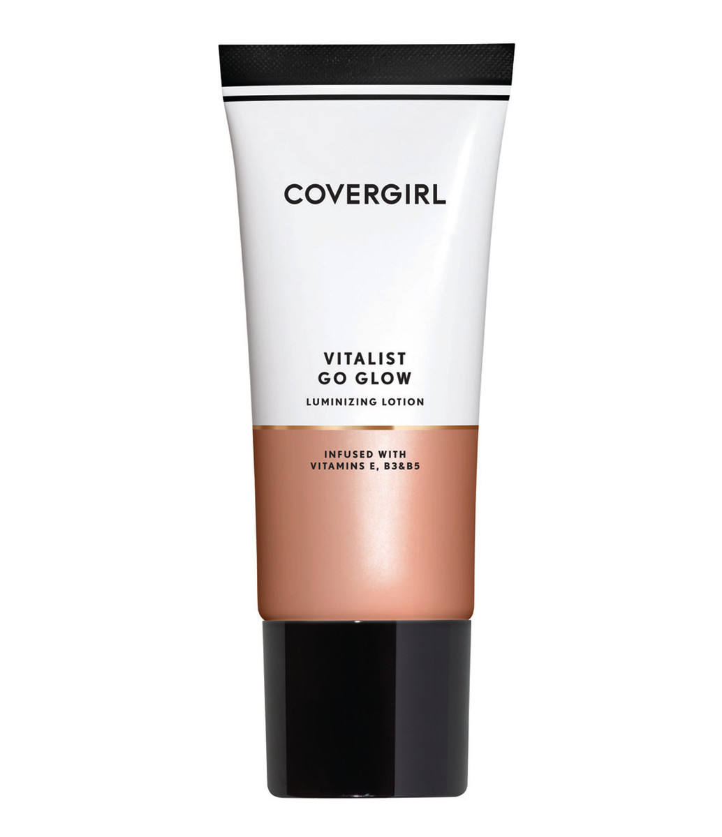 Covergirl Vitalist Go Glow Luminizing Lotion-BEAUTYGEEKS