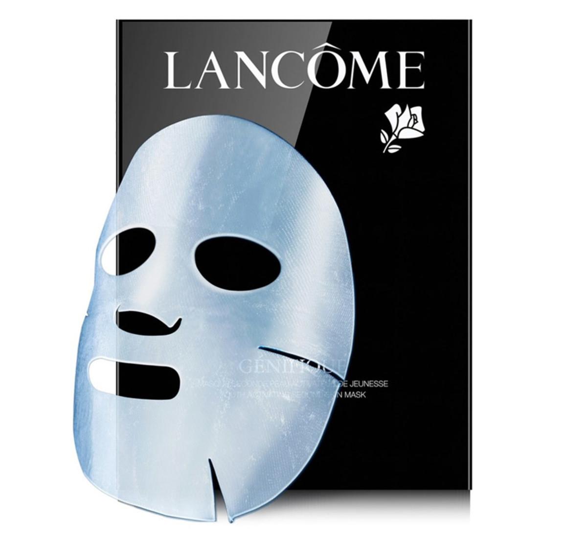 Lancôme Genifique Hydrogel Mask-BEAUTYGEEKS