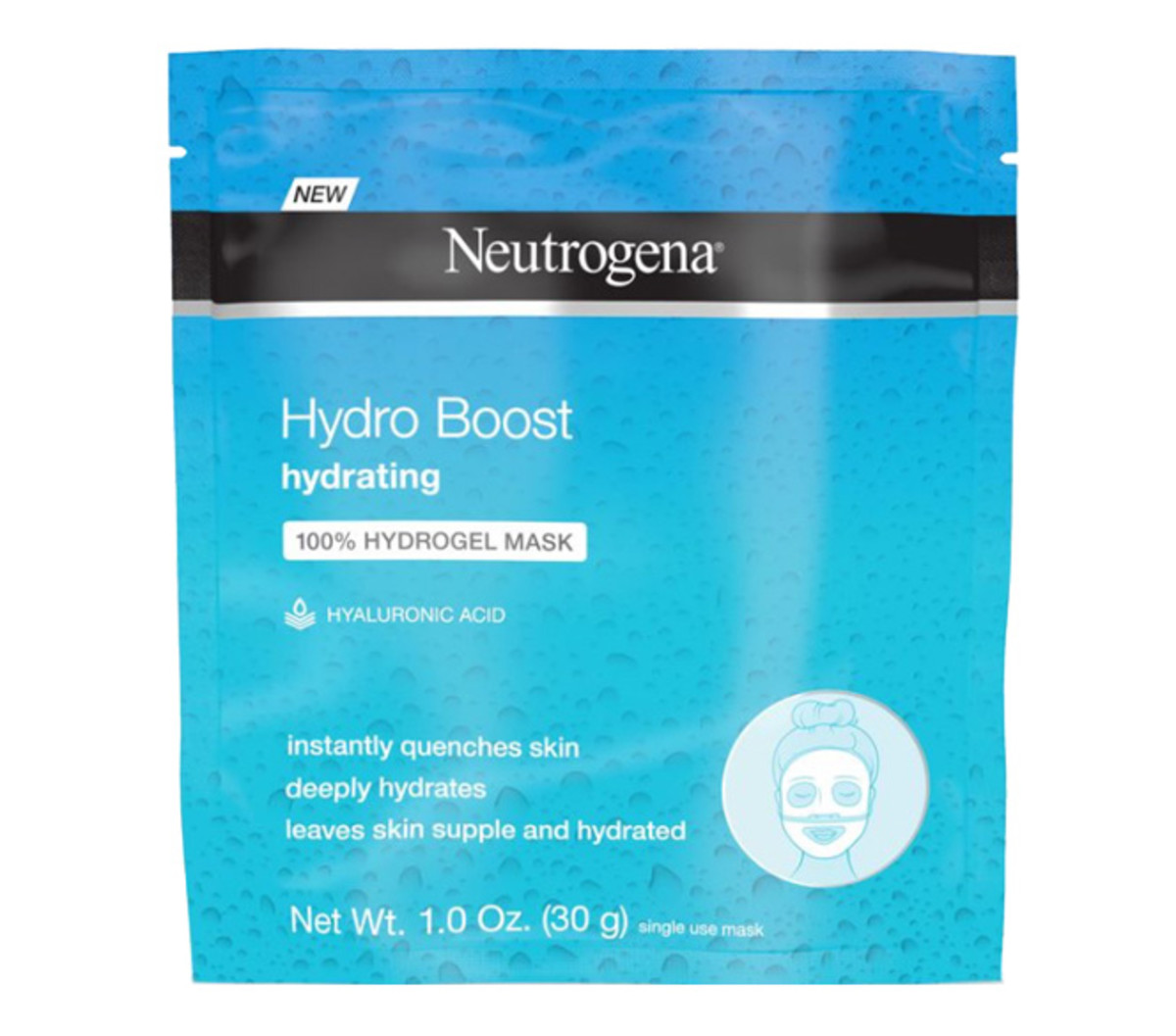 Neutrogena Hydro Boost Hydrating Hydrogel Mask-BEAUTYGEEKS