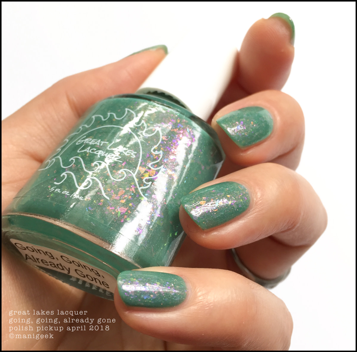 Great Lakes Lacquer Polish Pickup April 2018 Going Going Already Gone _ 2