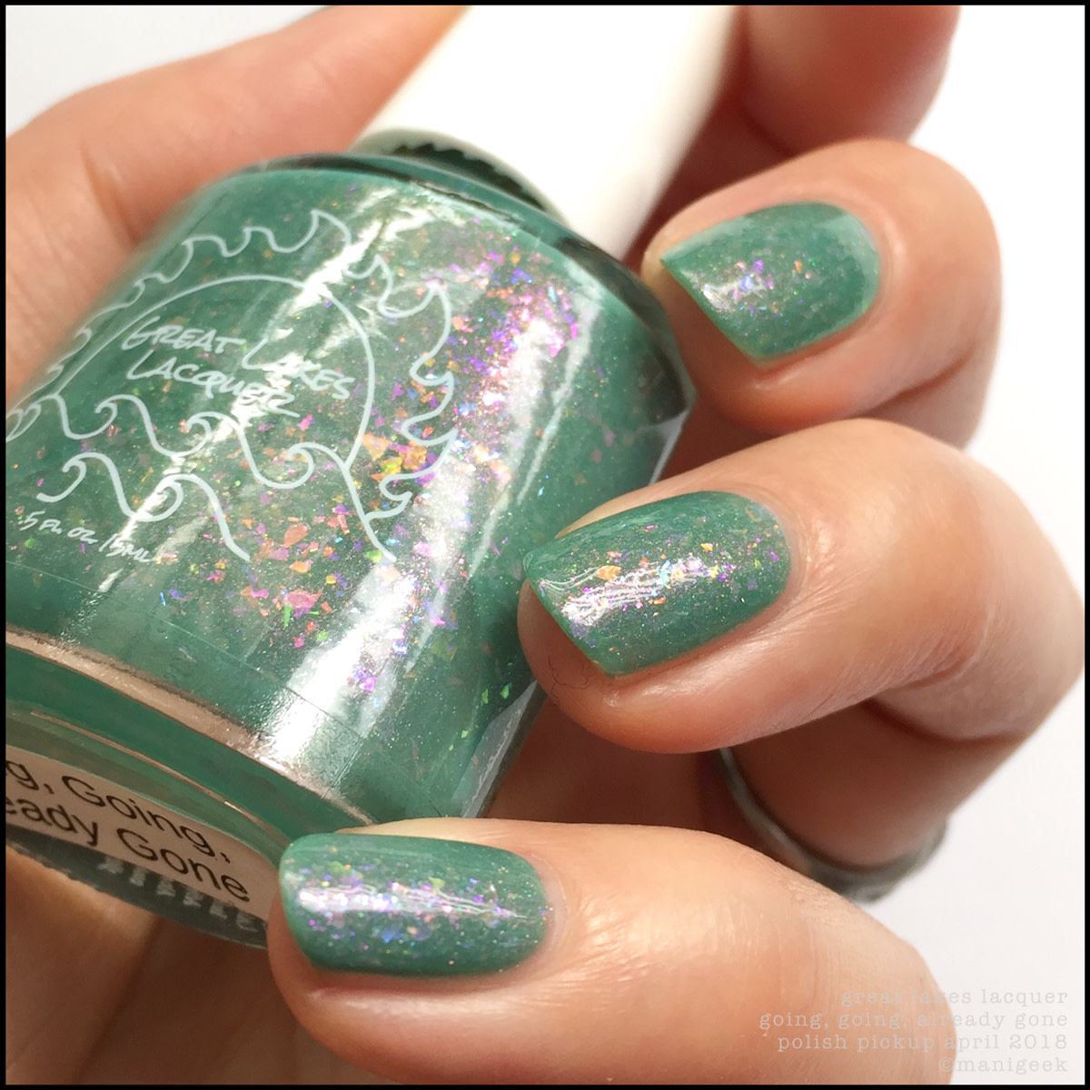 Great Lakes Lacquer Polish Pickup April 2018 Going Going Already Gone _ 3
