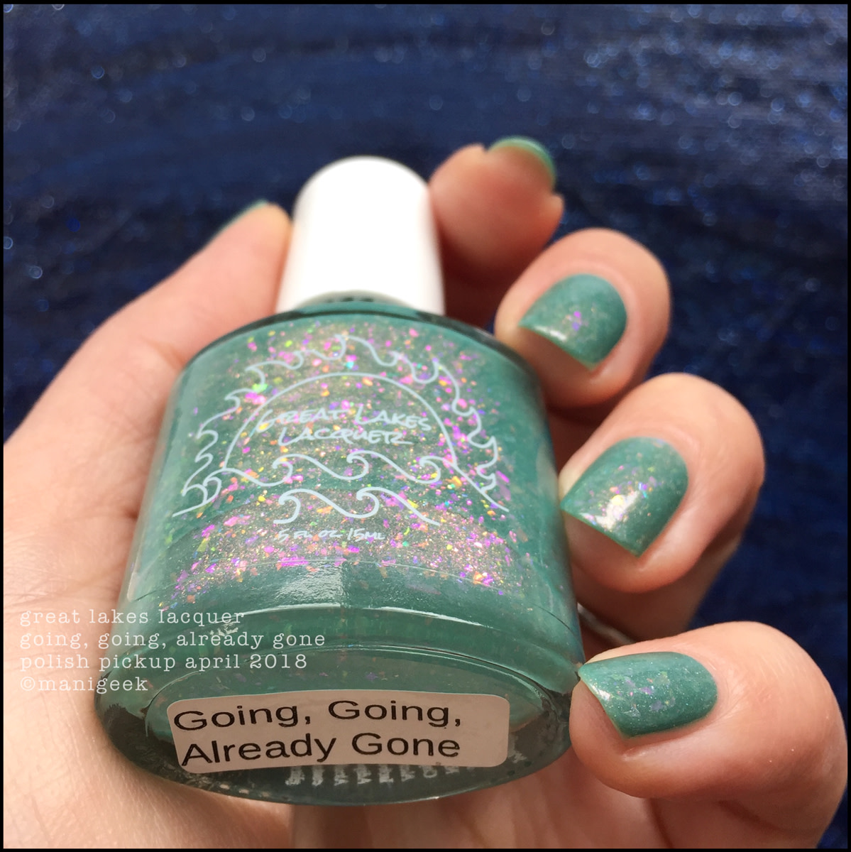 Great Lakes Lacquer Polish Pickup April 2018 Going Going Already Gone _ 4