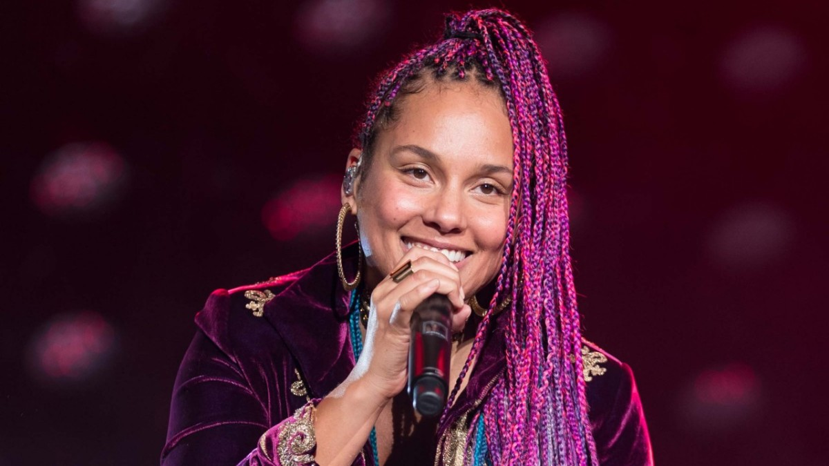 Alicia Keys on The Voice, 2018