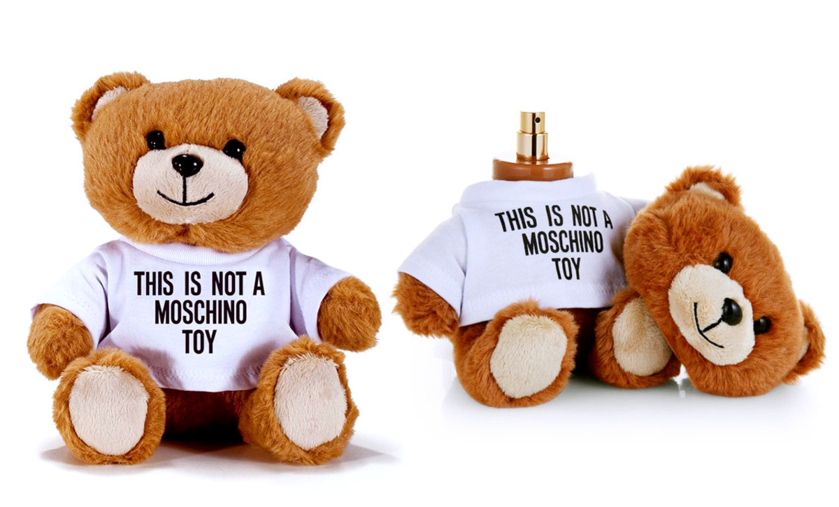This Moschino Toy eau de toilette is another limited item back in stores for another limited run