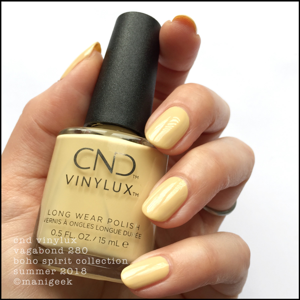CND Vinylux Vagabond 280 _ CND Boho Spirit Collection Summer 2018
