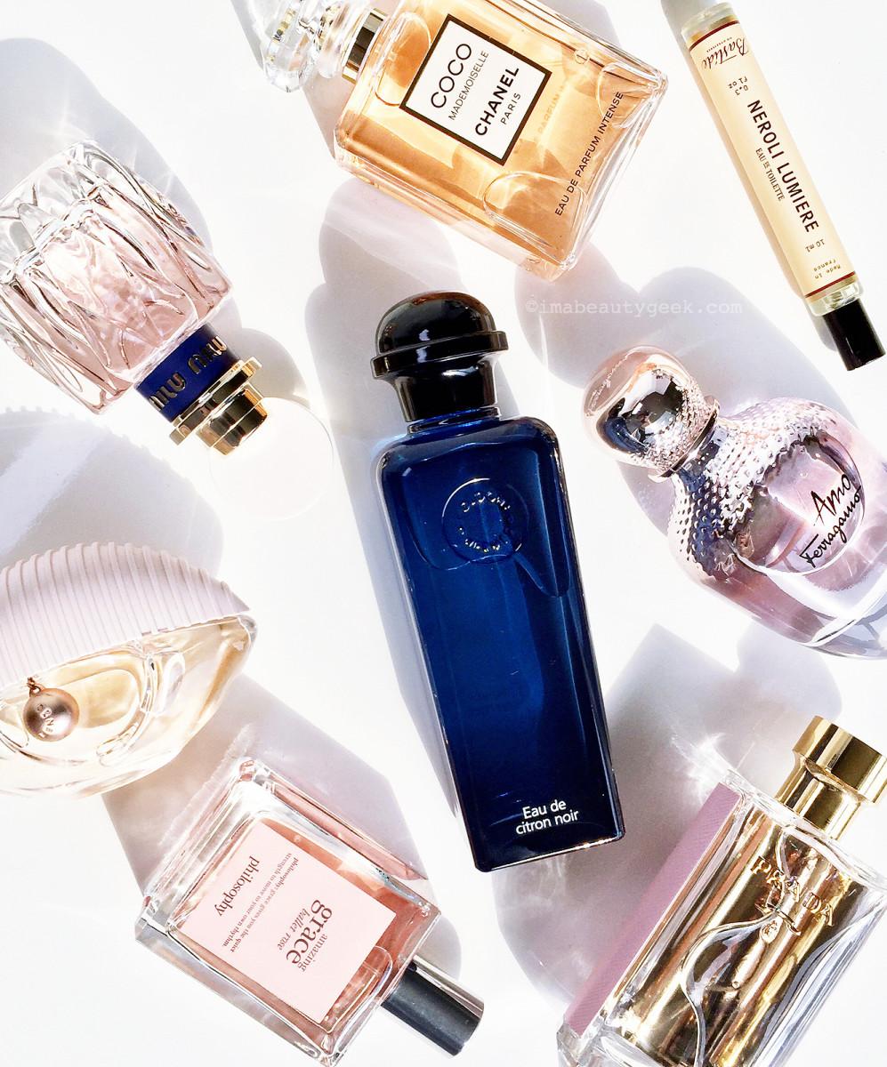 Perfume For Procrastinators Beautygeeks