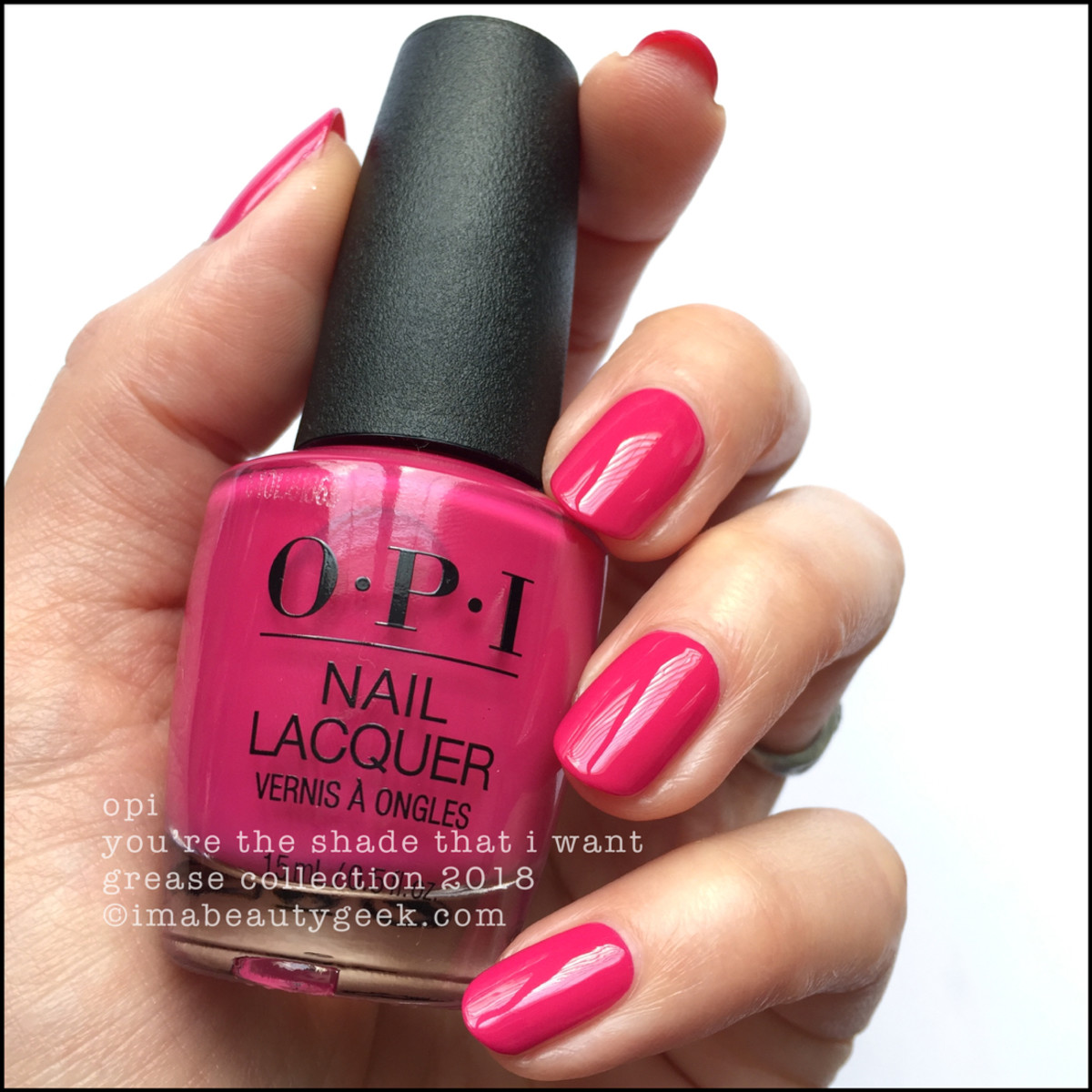 OPI You're The Shade That I Want - OPI Grease 2018