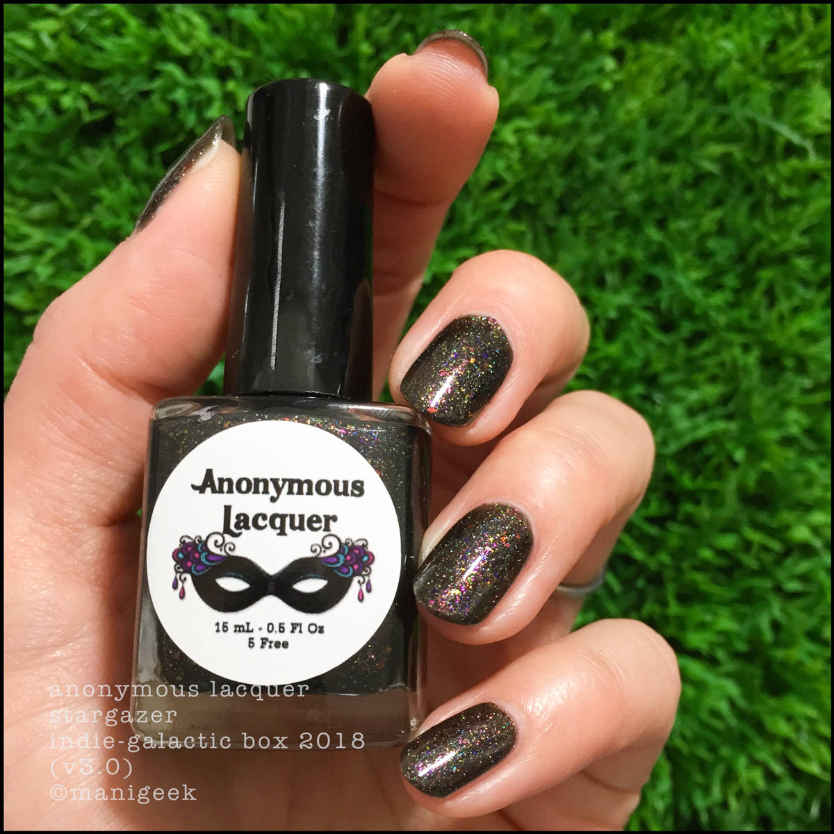 Anonymous Lacquer Stargazer 2 - Indie Galactic Box 3 2018