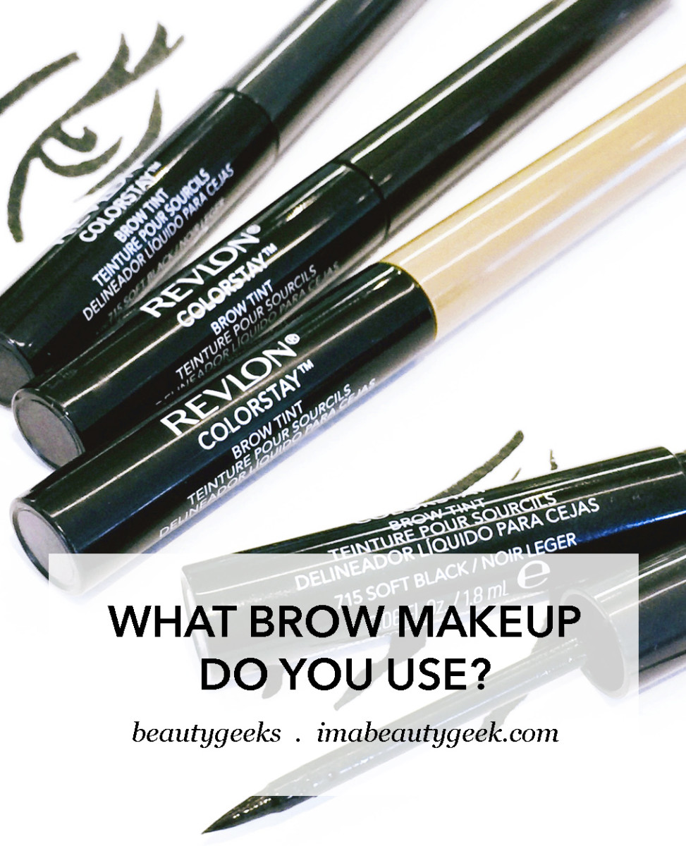 Revlon ColorStay Brow Tints-BEAUTYGEEKS