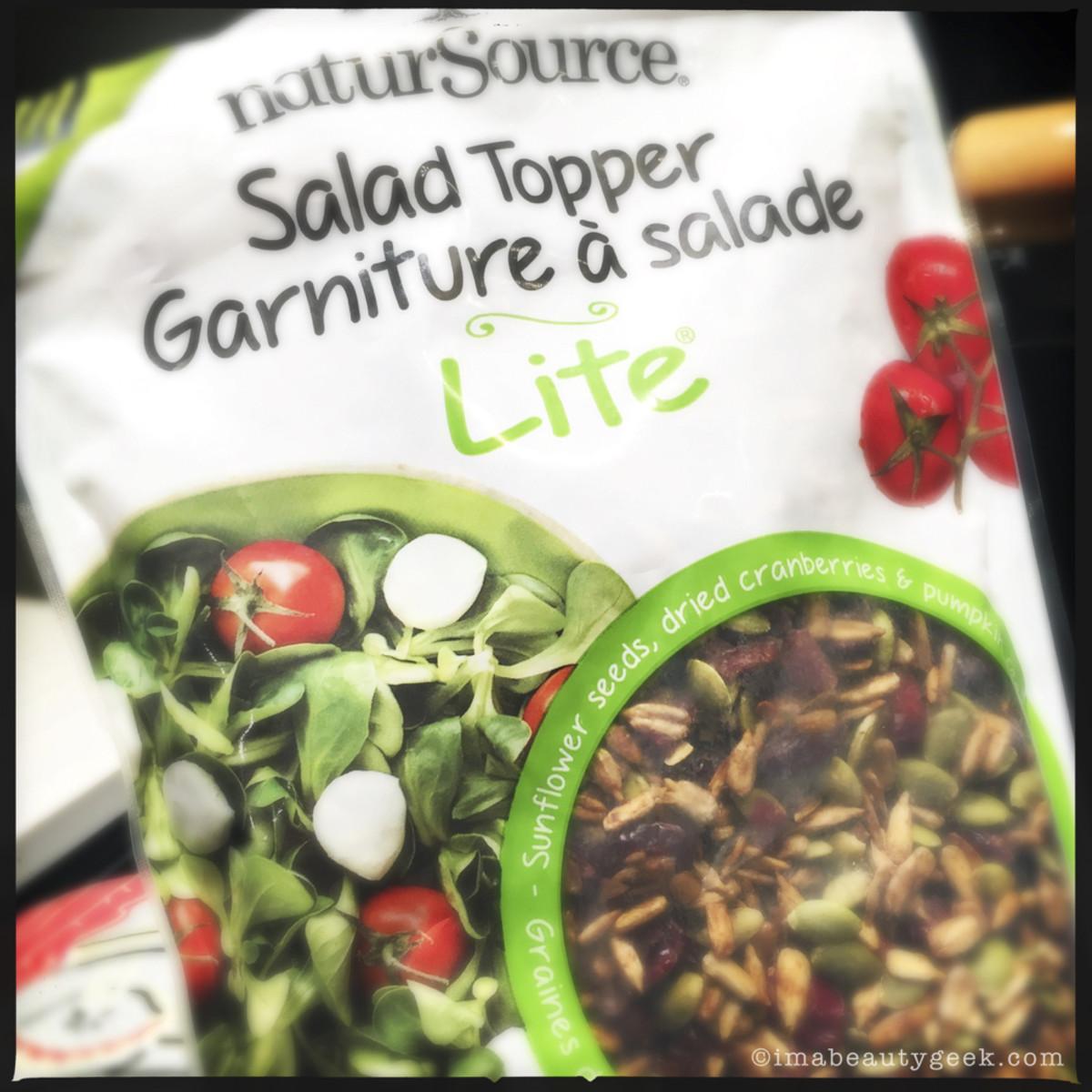 NaturSource Salad Topper Lite