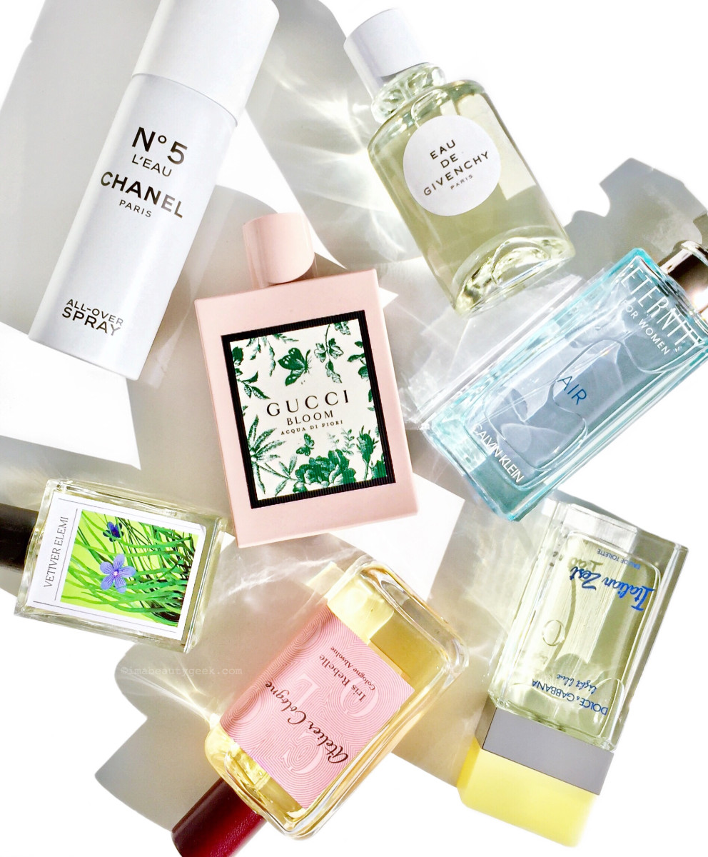 Eau Goodness Breezy Mid Summer Scents For Swelter Survival