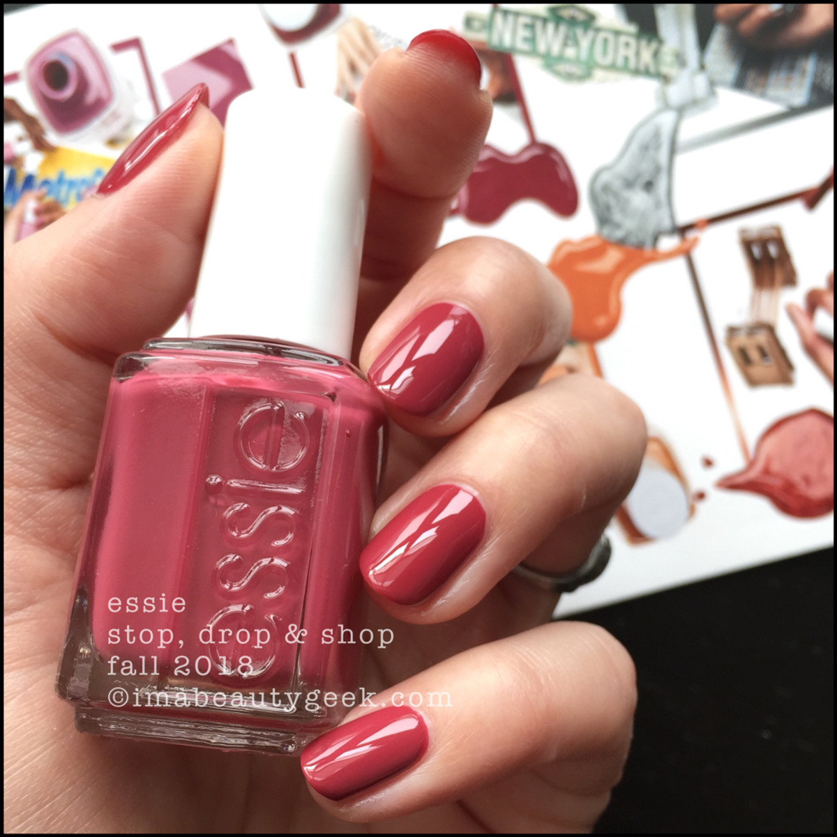 Essie Stop, Drop & Shop _ Essie Fall 2018 Collection