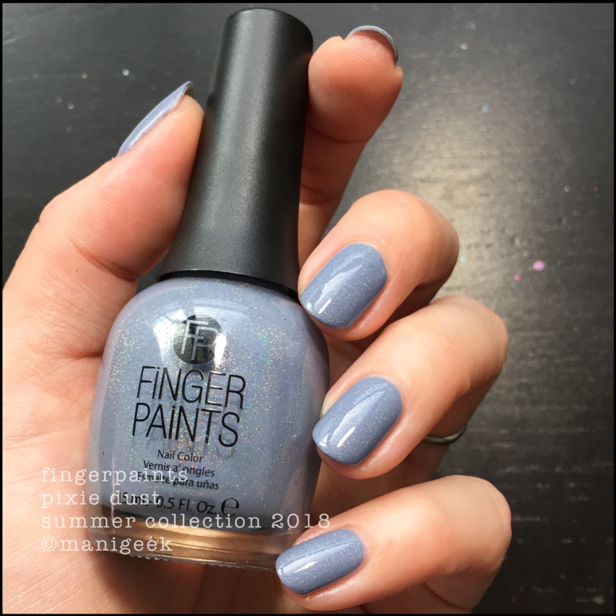 FingerPaints Pixie Dust Nail Polish Summer 2018