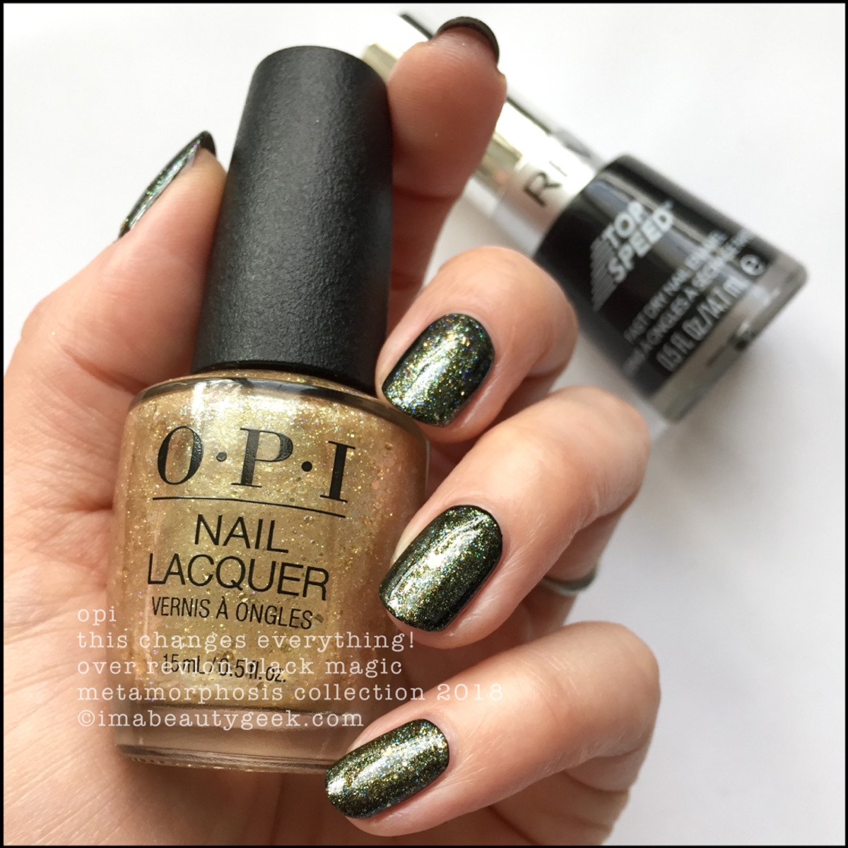 OPI Metamorphosis Collection - OPI This Changes Everything!