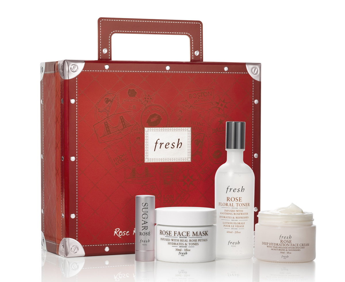 Fresh Holiday 2018: Rose Retreat set (Nordstrom exclusive)