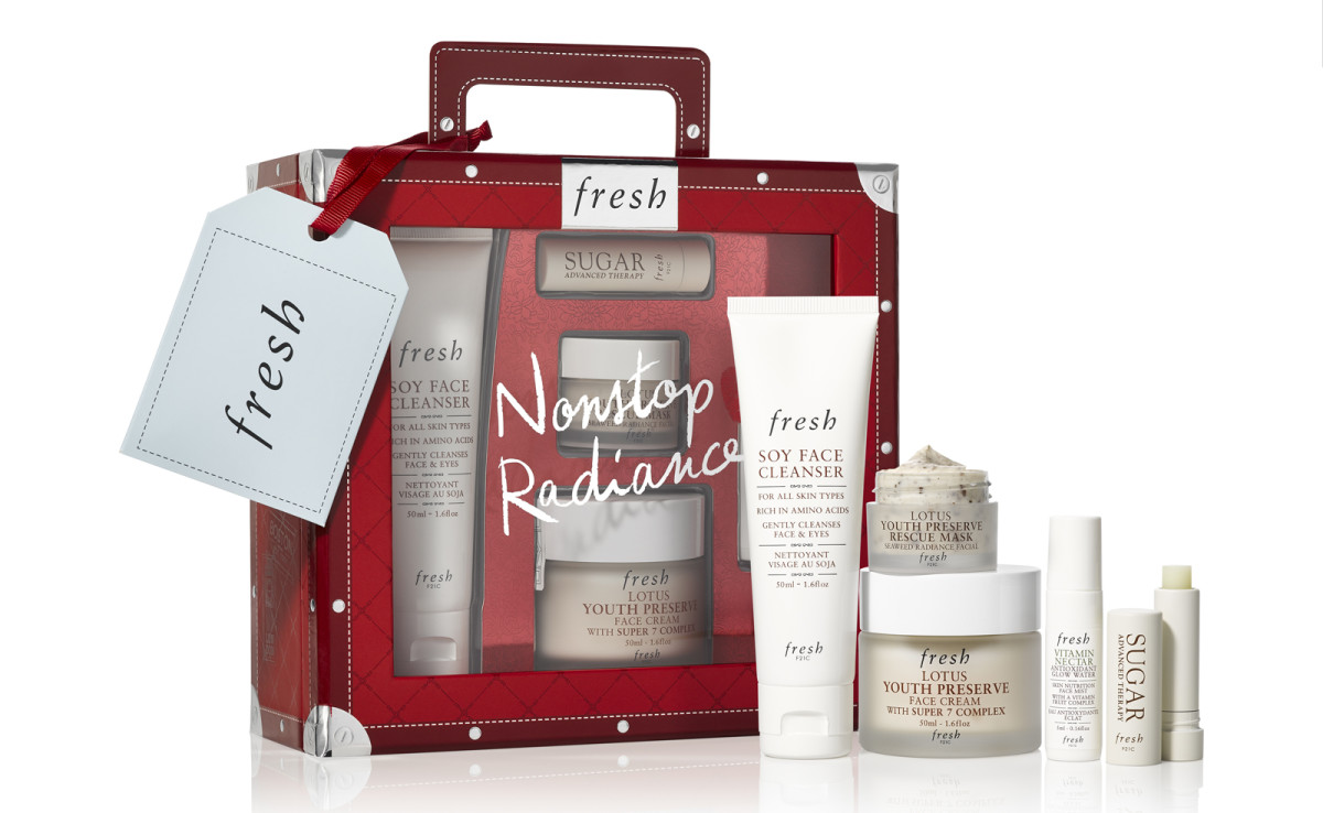 Fresh Holiday 2018: Nonstop Radiance set