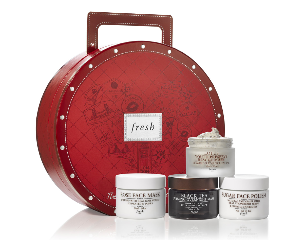 Fresh Holiday 2018: The Great Mask Escape set (Nordstrom exclusive)
