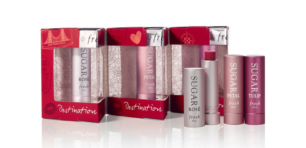 Fresh Holiday 2018: Destination Sugar set (minis)