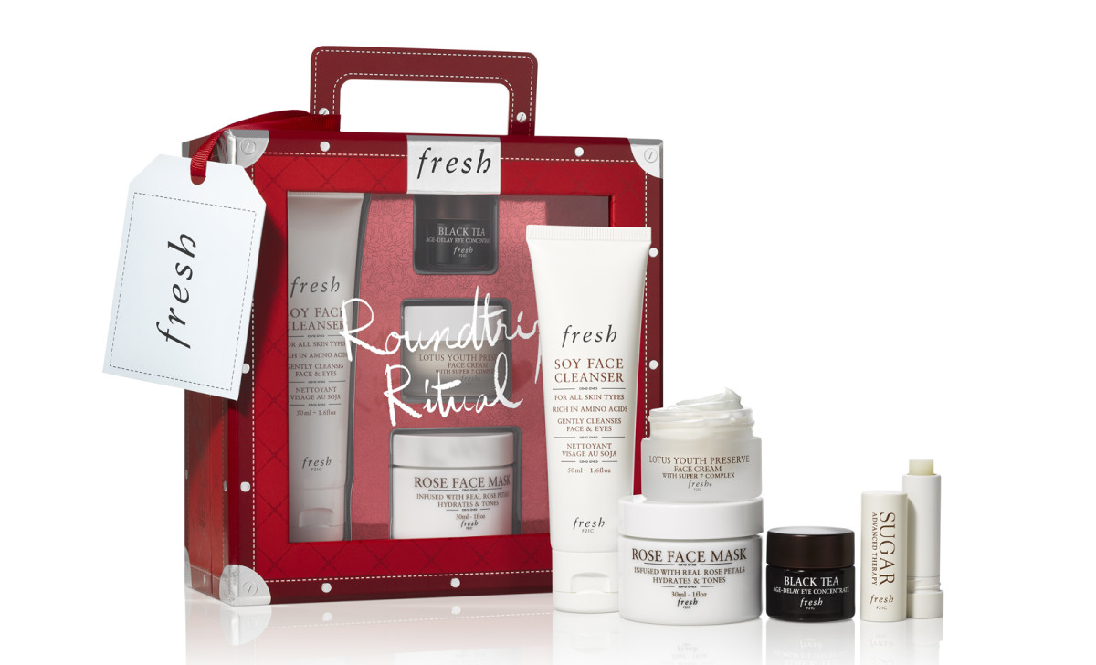 Fresh Holiday 2018: Roundtrip Ritual set