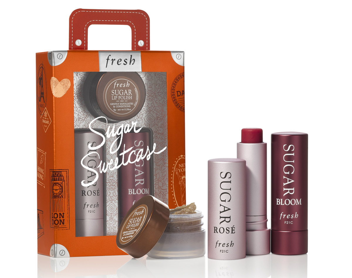 Fresh Holiday 2018: Sugar Sweetcase set (minis)